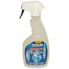 Sgrassatore Chandelier Trigger 500 Ml. Glasnet Cristalli Detergenti Casa