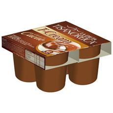 Tisanoreica T-cream Al Gusto Di Cacao 4x125g