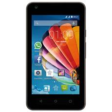 "PhonePad Duo G415 Grigio 4 GB Dual Sim Display 4"" Slot Micro SD Android Italia"
