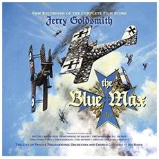 City Of Prague Philharmonic Orchestra / Nic Raine - The Blue Max 50th Anniversary Recording Of The Complete Score (2 Cd)