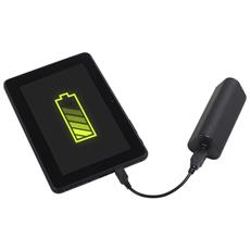 PB-1724, USB, Nero, Telefono cellulare, Tablet, Micro-USB, Apple 30-pin
