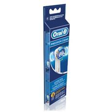 Oral-B Precison CleanTestina di ricambio per spazzolini Conf 2pz