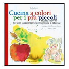 Cucina a colori per i più piccoli