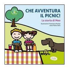 Che avventura il picnic: La storia di MeoLa storia di Bobo