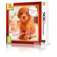 N3DS - Nintendogs+Cats: Barboncino