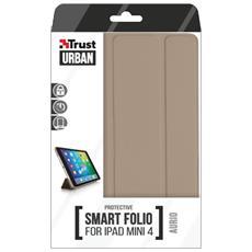 Custodia Aurio Smart Folio per iPad Mini 4 colore Oro