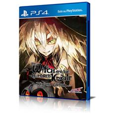 PS4 - The Witch and the Hundred Knight