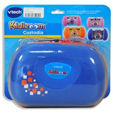 Vtech Kidizoom Custodia Blu Per Fotocamera - Rigida