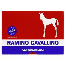 52068 - Ramino Cavallino Carte Da Gioco