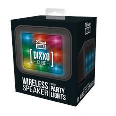 Speaker Wireless Portatile 21760 Bluetooth Colore Nero
