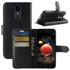Custodia Cover Portafoglio In Finta Pelle Per Smartphone Lg Aristo 2