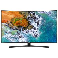 TV LED 4K Ultra HD 55'' UE55NU7500 Smart tv Curvo