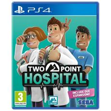 PS4-Two Point Hospital