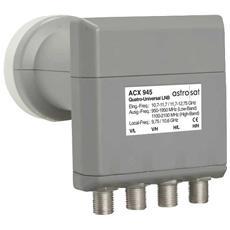 ACX 945, 4 cm, Grigio