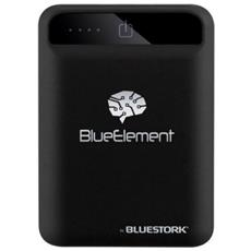 BK-100-U2-BE Polimeri di litio (LiPo) 10000mAh Nero batteria portatile