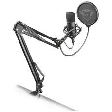GXT 252+ Emita Plus Studio microphone Cablato Nero