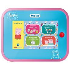 LISCIANI GIOCHI - Tablet Bambini Mio Tab Peppa Pig