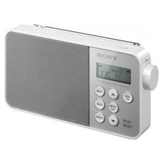 Radio Portatile XDR-S40 FM / DAB colore Bianco