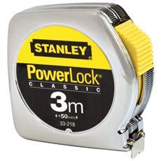 FlessometroSstanley Powerlock 3mt / 12,7mm