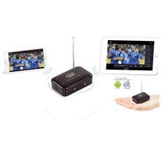 Mini Decoder Wifi Dvb-t Per Tablet E Smartphone Apple E Android Trevi Dt 327 Tv