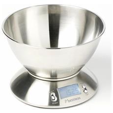 Dek4150 Bilancia Da Cucina Digitale In Acciaio Inossidabile