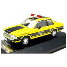 Prd239 Ford Del Rey Ouro Policia Militar Rodoviaria 1982 1:43 Modellino