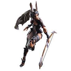 Figura Final Fantasy Xii Play Arts Kai Action Figure Fran 31 Cm Square Enix