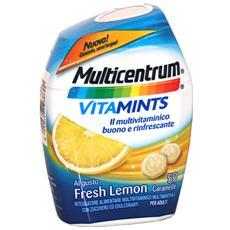 Vitamints 50 Caramelle Fresh Lemon
