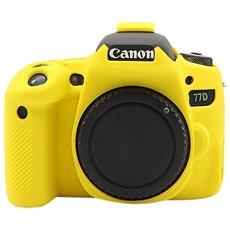 Custodia Silicone Tpu Cover Case Per Fotocamera Canon Eos 77d