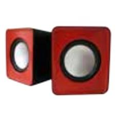 appSPX1R, PC, Tavolo / Libreria, Closed, 5W, 40 - 2000 Hz, Rosso