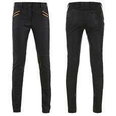 Pantaloni Donna sportivi MARGOT KL STRETCH Around The City Size 7 Col. Black