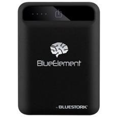 BK-50-U2-BE Polimeri di litio (LiPo) 5000mAh Nero batteria portatile