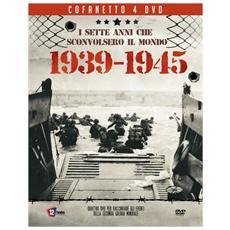 Sette Anni Che Sconvolsero Il Mondo (I) - 1939-1945 (4 Dvd)
