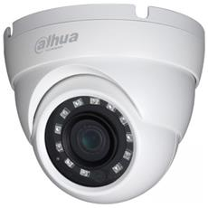 Telecamera Dome Eyeball Hdcvi 4mp 2.8mm 120db Smd Leds - Pro