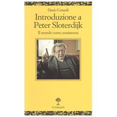 Introduzione a Sloterdijk