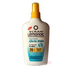 Profumi Donna Lemonoil Ice Effect Spray Protettivo Spf 20 - 200ml