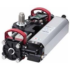 Attuatore Oleodinamico 230v Interrato S800 Enc Cbac 100° Per Ante Battente 2mt 800kg Faac 108800