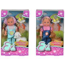 5737108, Ragazza, Multicolore, Feeding bottle, Animale domestico per bambola, Femmina, Pecora, Blister