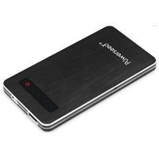 PS-4000M, Litio, Nero, Telefono cellulare, MP3, MP4, Tablet