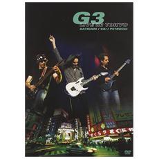 Dvd G3 - G3 Live In Tokyo