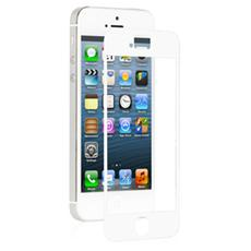 iVisor AG - Screen Protector per iPhone 5/5s Opaca - White
