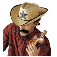 Cappello Cowboy In Paglia