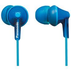 Auricolari In-Ear RP-TCM125E con Microfono colore Azzurro