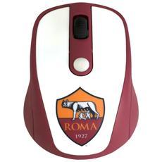 Mouse Ottico Wireless Mini Roma con Scrolling