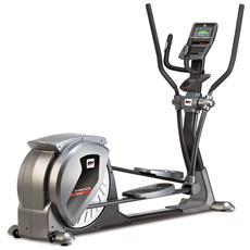 Khronos Gsg G260 Bicicletta Ellittica Magnetica Per Allenamenti Intensi