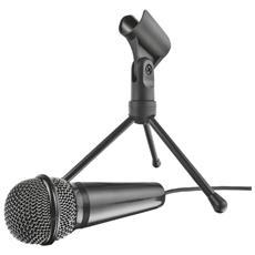 Starzz USB Microfono ad alte prestazioni dotato di interruttore di disattivazione audio e base a treppiede