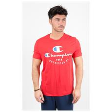 T-shirt Tee Red Rosso S