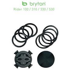 Staffe Per Supporto Manubrio Per Bryton Rider 100 300 310 530