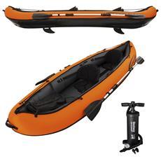 Hydro-force Kayak Con Remi E Pompa 65052