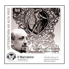 Racconti da «Terra vergine». Audiolibro. CD Audio